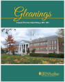 2013-2014 Gleanings : A Journal of First-Year Student Writing